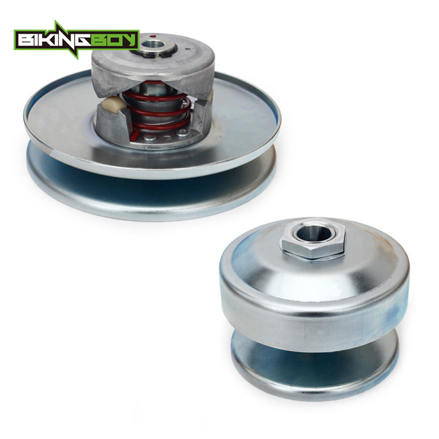 US $179 98 10% OFF|BIKINGBOY Go Kart Torque Converter 40 Series 3/4