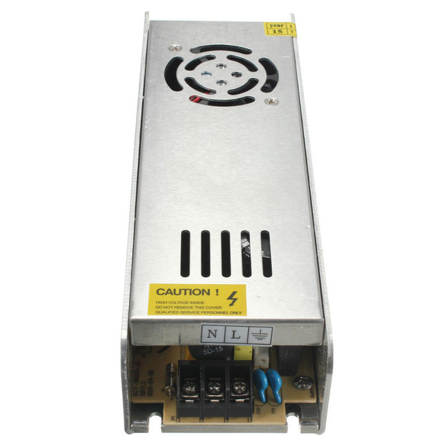 Power Supplier For Household/ Office Lamps Switch New Mini Switching Power Supply 220V to 12V 30A 360W for LED Strip Light