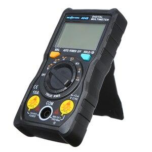 Image 2 - RM404B يده الرقمية المتعدد متعددة الوظائف مصغرة متعددة esr متر التيار المتناوب/تيار مستمر الجهد الترانزستور تستر مقياس التيار الكهربائي استشعار درجة الحرارة