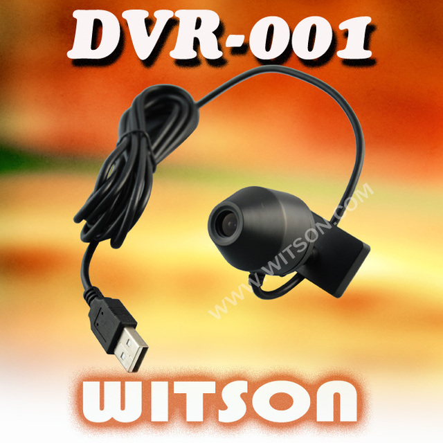 WITSON  Car DVR Camera For WITSON Android OS Car DVD Player models (W2-A7XXX,W2-B5XXX,W2-A5XXX )Only