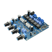 TPA3116 Bluetooth Amplifier Board 2.1 Channel High Power Subwoofer Audio Amplifiers Board 2*50W+100W Class D amplificador DIY dc24v 2 channel 100w 100w 2 0 4ohm high power class d sta508 digital car audio hifi amplifier board