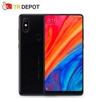 2018 Новый Xiaomi mi Ми x 2 s Snapdragon 845 ГБ 6 4G B 5,99 ''полный экран смартфон 4G NFC двойной PD камера Вт 7,5 Вт Qi беспроводной зарядки