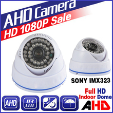 World Cup hot Sale Full AHD CCTV Camera 720P/960P/1080P SONY IMX323 HD Digital Indoor Infrared home Security Surveillan Vidicon