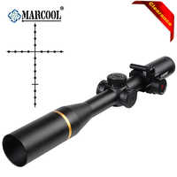 MARCOOL 8X44 SF Luneta Para Air Rifle Accessories Mount Rings Optical Aim Telescopic Collimator Sights Hunting Riflescopes