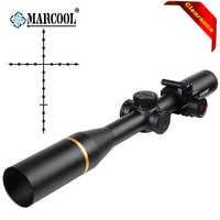MARCOOL 8X44 SF Luneta Para Rifle de aire accesorios de montaje anillos de objetivo óptico colimador telescópico vistas caza Riflescopes