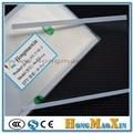 50 pcs OCA Optical Adhesive Limpar Film Para Sony Xperia MINI Z3 Z3/Compact Double Side Adesiva Folhas de Filme LCD Reparação Tela