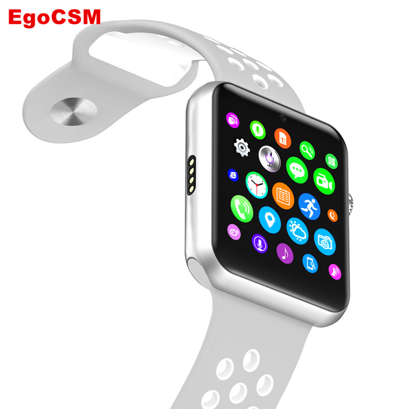 EgoCSM Smart Watch  DM09 PLUS Heart Rate  HD Screen Sync Notifier Support SIM Card for Android IOS PK Apple Watch Series 2 floveme q5 bluetooth 4 0 smart watch sync notifier sim card gps smartwatch for apple iphone ios android phone wear watch sport