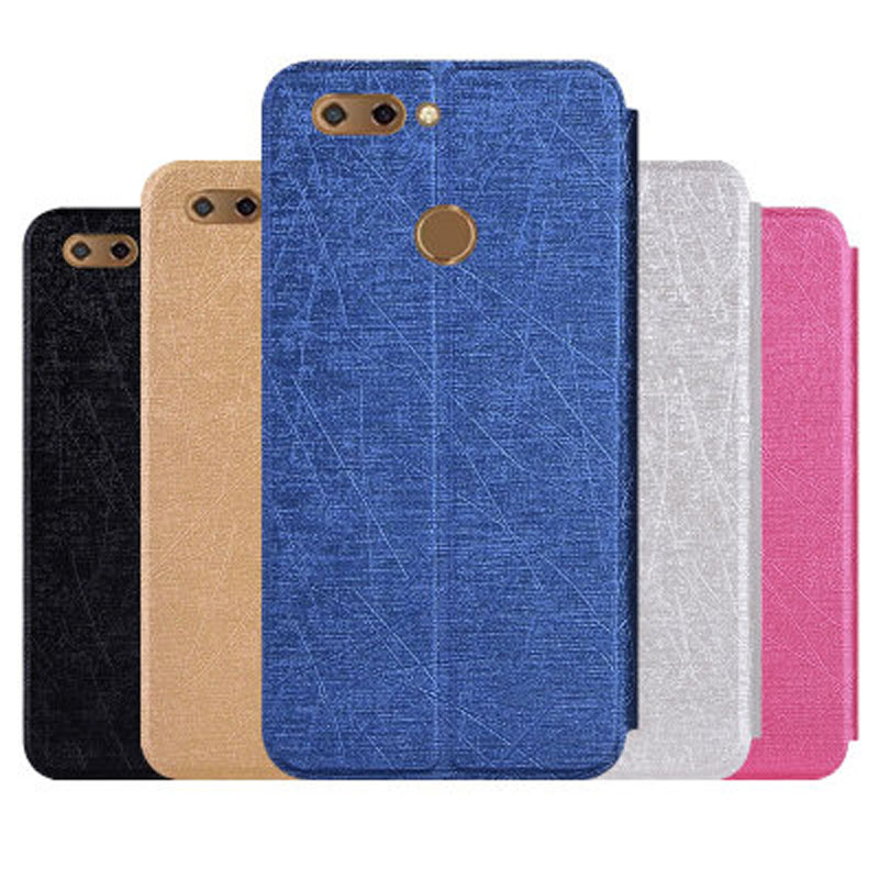 ZTE Blade V9 Case Cover Super Thin Fashion Leather Flip Cover Phone Case For ZTE Blade V9 Back Cover Case (5.7 inch)