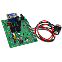 Spot 220V Permanent Magnet DC Motor Speed Plate 1HP Controller 750W High Power Motor Drive Speed