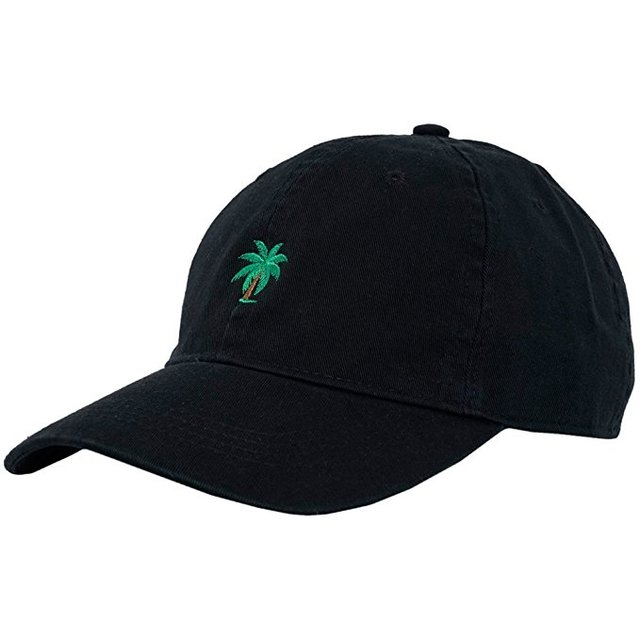 86811ddc Adjustable Embroidery Palm Trees Curved Dad Snapback Hats Take A Trip  Baseball Cap Coconut Trees Hat Bone Strapback Hip Hop Cap