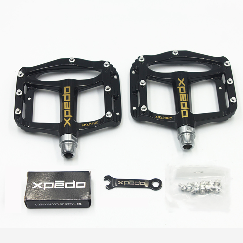 Wellgo XPEDO MTB bicycle pedals SPRY XMX24MC ultralight Magnesium mtb Road bike Pedals 6 Colors 255g