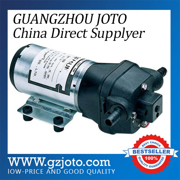 ФОТО DC Electric Water Pump 24V 5L/min High Pressure Mini Water Pumping For Filter Equipment