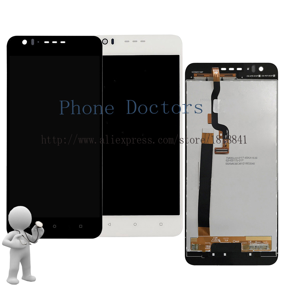 5.5 For HTC desire 825 D825u Full LCD DIsplay+Touch Screen Digitizer Assembly For HTC Desire 10 Lifestyle LCD ; 100% Tested