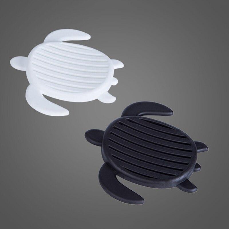 1 шт. Аксессуары для ванной комнаты Милый Мультфильм морская черепаха сухой воды мыло стойку мыло мыльница Корзина Ванная комната код