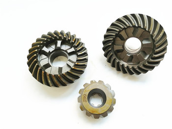 Gear kit for Yamaha 30HP 40hp Boat Motor Outboard Engine 66T-45551-00 Pinion & 66T-45571-00 Reverse 66T-45560-01 Forward