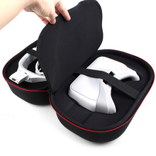 Waterproof FPV VR Goggles Carring Storage Bag Case FPV VR Glasses Handheld Box Handbag Protective Cover Suitcase for DJI Goggles