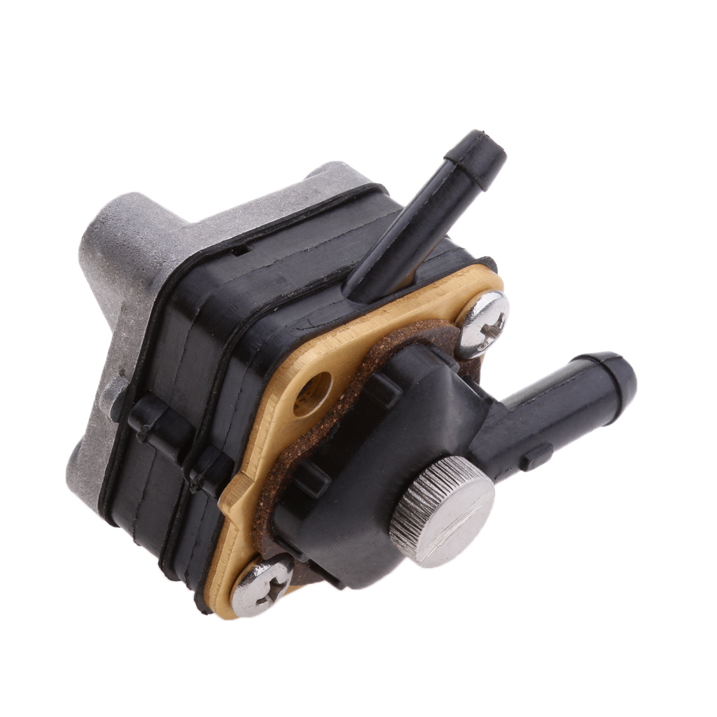 Gold Fuel Pump for Johnson or Evinrude Outboards 397839 391638 397274  for Car Boat Marine 60mm*40mm*35mm