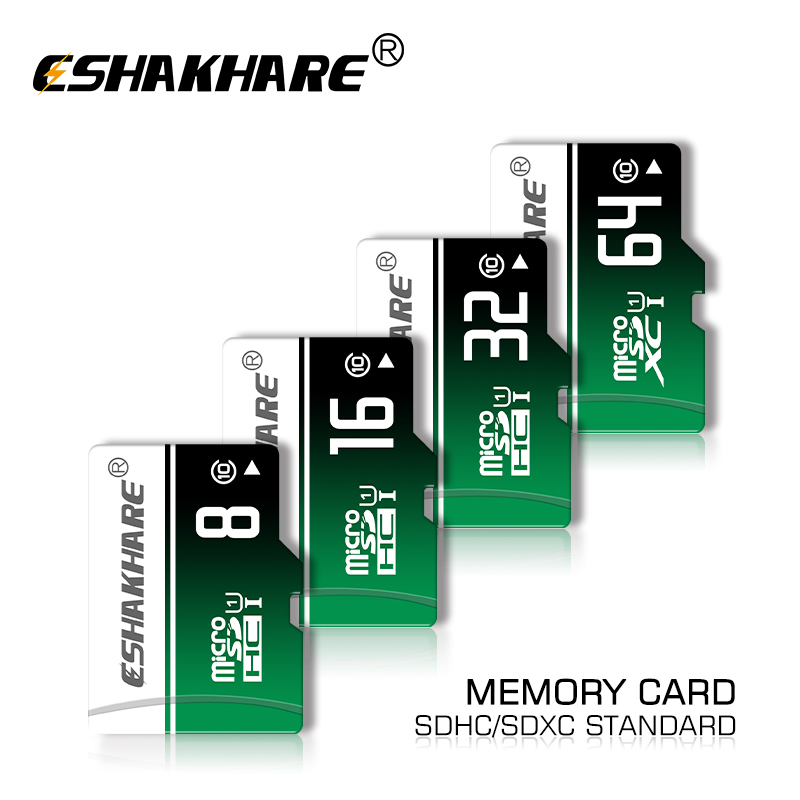 A Micro Sd R6 16gb 32gb 64gb C10 V10 Memory Card Mini Usb Tf Card