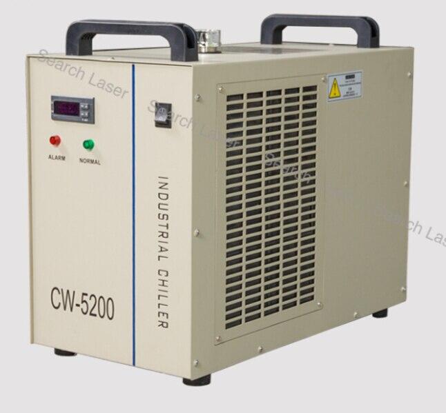 AC220V water chiller CW5200 for laser tube,spindles