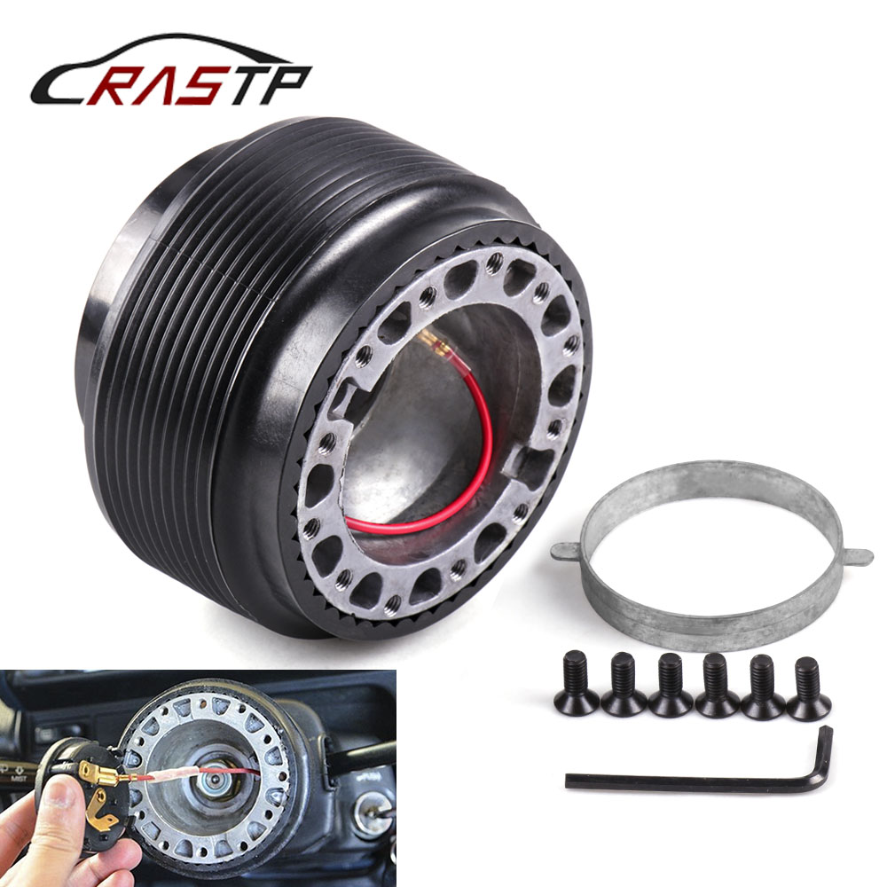 RASTP-Steering Wheel Hub Adapter Boss Kit for Volkswagen Old Santana VW-4 RS-QR021