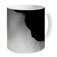 2017 Unique Mugs Cat Coffee Tea Milk Cups Juice Lover Mug Copo Ceramic Creative Office Water