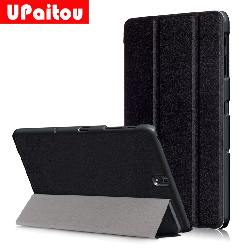 UPaitou Flip Case for Samsung Galaxy Tab S3 9.7 SM-T820 SM-T825 Stand Cover Ultra Slim Leather Case T 820 825 Protective Shell