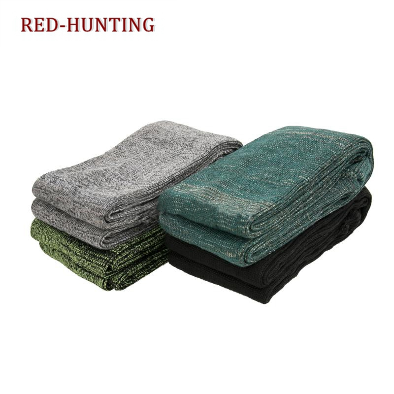 Hunting 54 Airsoft Rifle Knit Gun Sock Silicone Treated Handgun Protector Cover Bag Moistureproof Storage Sleeve Holster