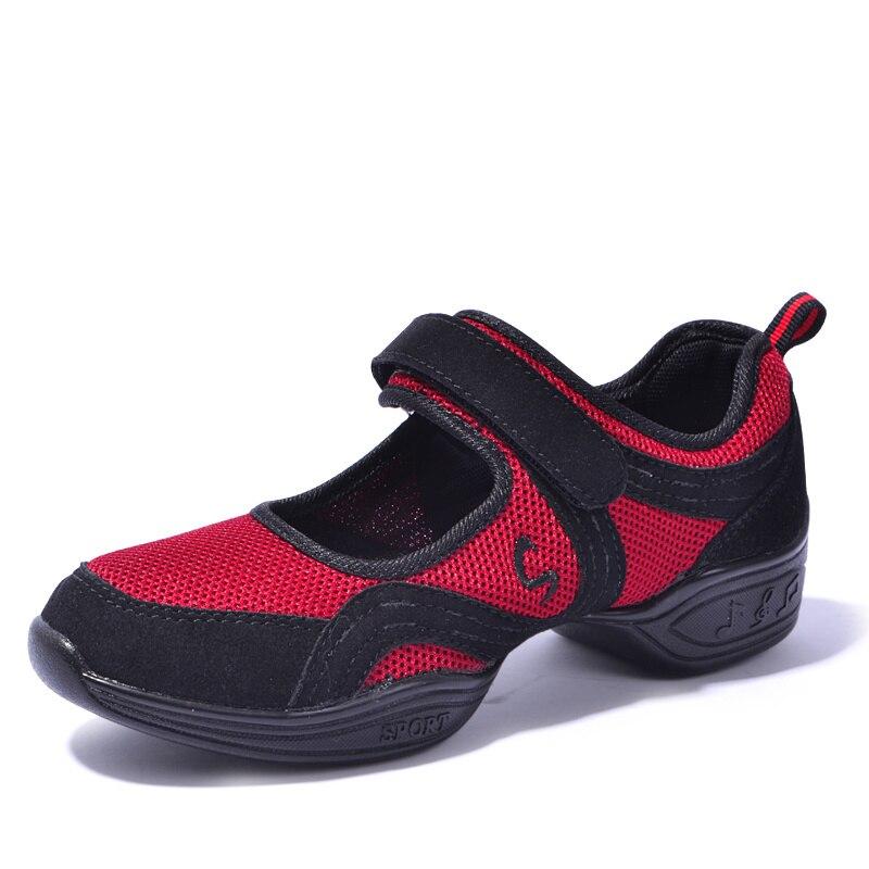 2c57c33c090a3 Nuevos 2015 zapatos de Baile de las mujeres zapatillas de deporte para mujer  de la plataforma de baile Jazz Hip Hop Zapatos de salsa zapatos de las  señoras ...