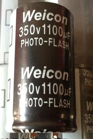 350v 1100uf Photo Flash Capacitor Instead Of 330V 1150UF 30*54mm