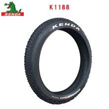 KENDA, снежный велосипед, пляжный автомобиль, толстая шина K1188, Аксессуары для велосипеда, шины 26 дюймов, детали для велосипеда 26*4,0, внутренняя труба, велосипедная шина для жира