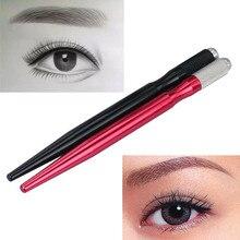 1PC Pro Manual Tattoo Machine Permanent Eyebrow Makeup Pen  G6909