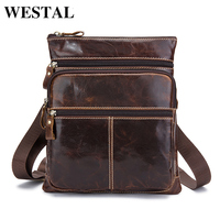 New Arrived Brand 100 Genuine Leather Men Bag Fashion Men S Messenger Bag Business Bag Real