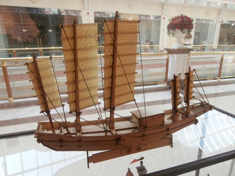 N Scale ship Model kit Model boat Wooden china sail boat large junk ship model paulownia board kits free shipping Z006