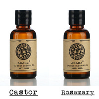 Hair Care Sets Pure Natural Aromatherapy Castor Oil Rosemary Essential Oil Repair Skin Care Massage Oil