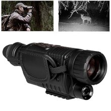 Buy Multifunctional 5×42 Magnification High-definition Night Vision Telescope Instrument Portable Infrared Camera Video Drop Ship