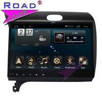 TOPNAVI 2G 32GB Android 7 1 Octa Core Two Din Car Multimedia Auto Player For KIA