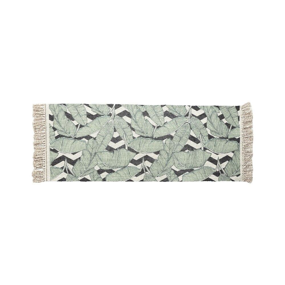 Tapis coton chambre contracté tapis décoratif Multi taille sol frais coton tapis livraison directe