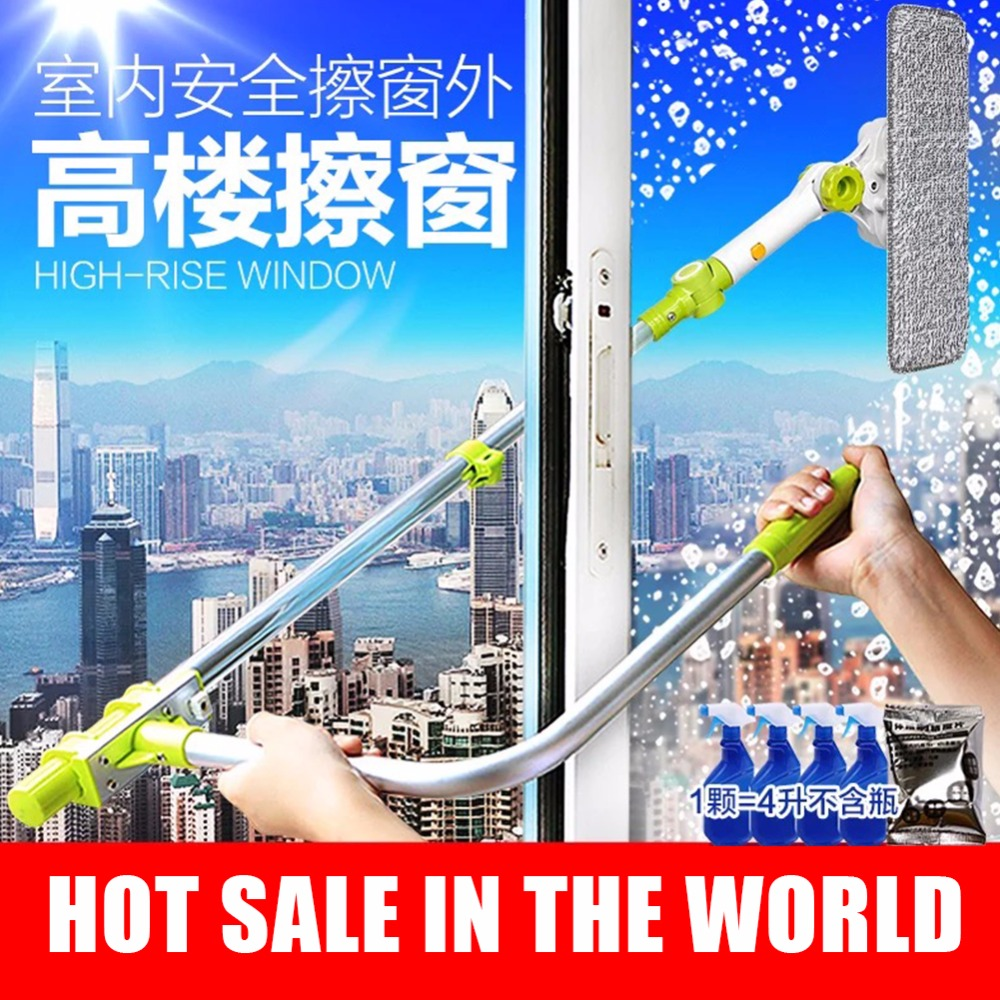 Brush for windows telescopic Sponge rag mop cleaner window home cleaning tools hobot brush for washing windows dust cleaning brush for windows telescopic sponge rag mop cleaner window home cleaning tools hobot brush for washing windows dust cleaning