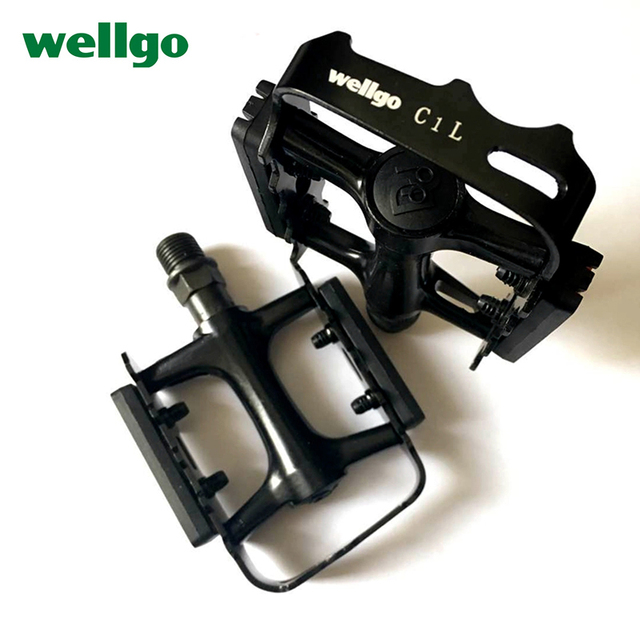 Online Shop Wellg Bike Pedals Road Mountain Bicycle Mtb Bmx Parts