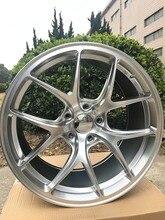Alloy Wheel Rims 4 New 19 Hyper Black Rims wheels Fits all Honda Civic 2006 2016
