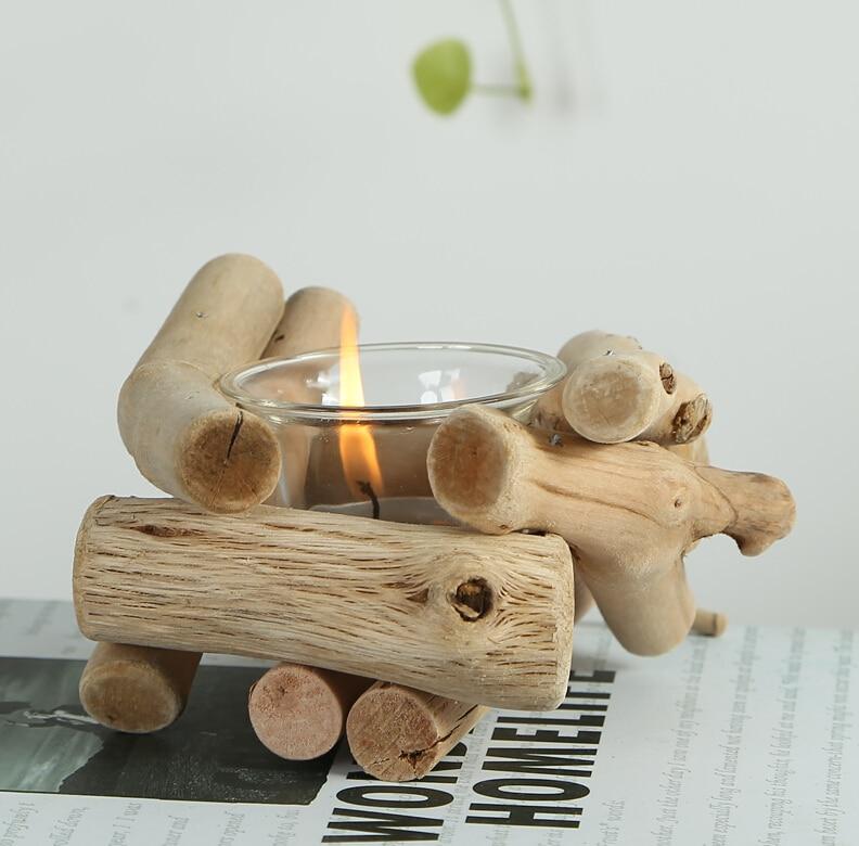 Home Decor European Style Wood Artworks Unique Gift Ideas