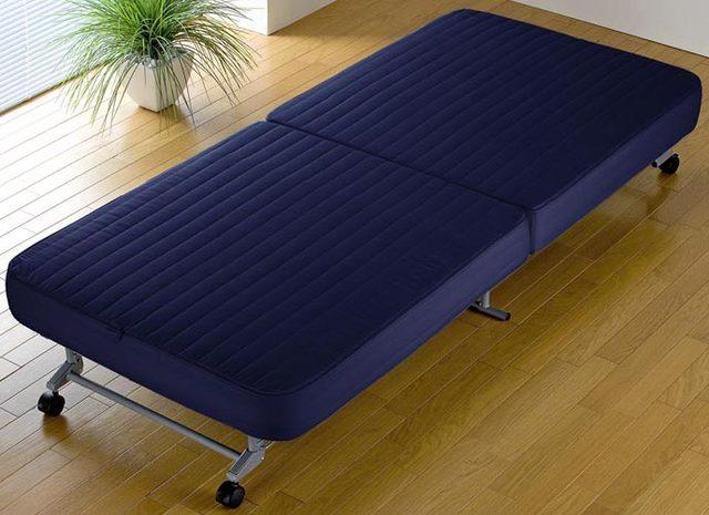 Tienda Online Plegable invitados sofá cama plegable con colchón de ...