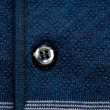 2018 casual long sleeve business mens shirts male striped fashion brand polo shirt designer men tenis polos camisa social 5158