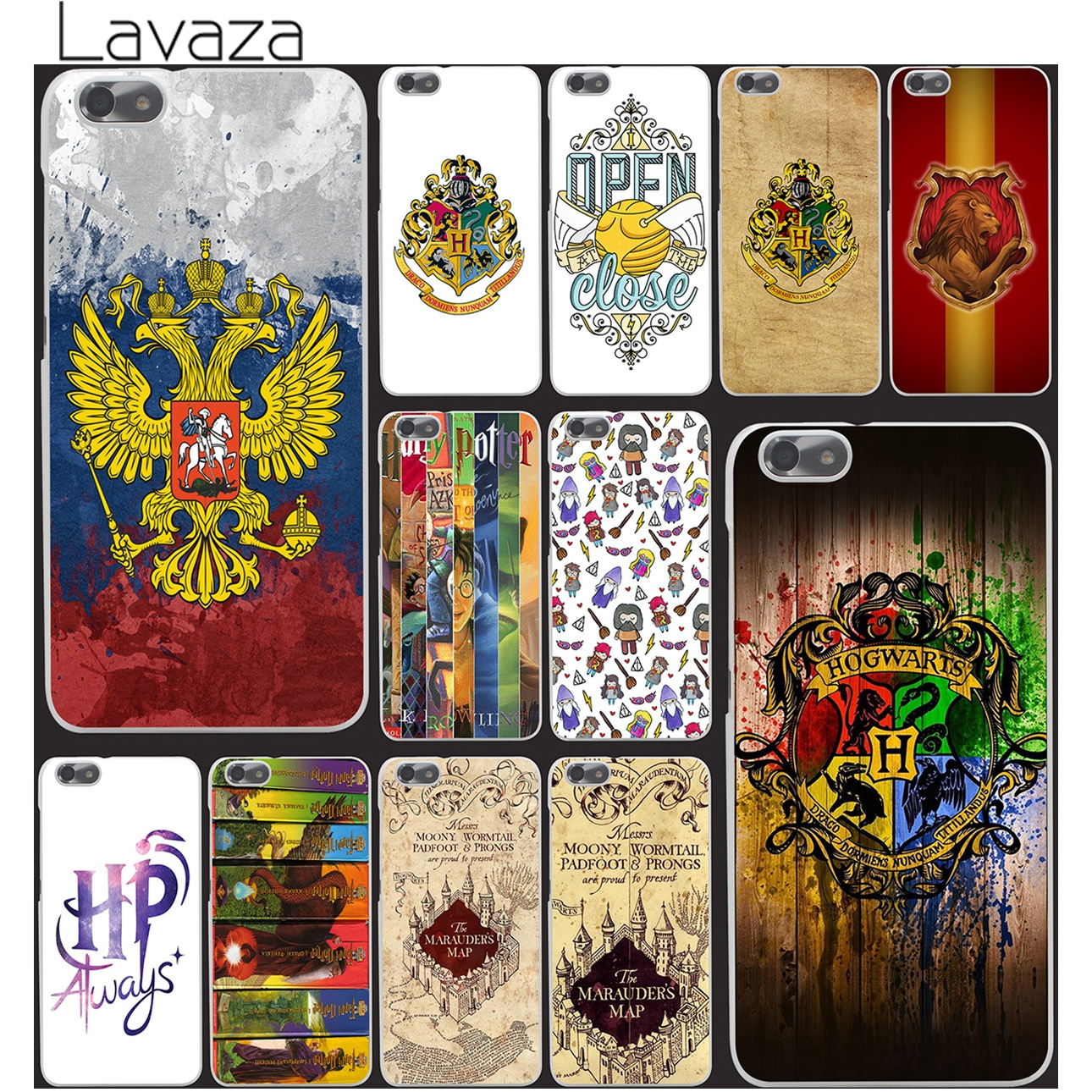 16161-OIE Vintage Russia Flag Protective Hard Case Cover for Huawei P6 P7 P8 Lite P9 Lite Plus & Honor 6 7 4C 4X G7
