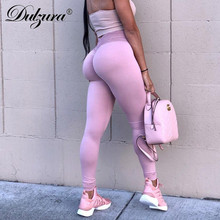 Dulzura 2018 autumn winter push up leggings women sexy sportswear leggins workout fitness high waist sporting legins