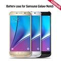 4200 мАч Портативный Внешнее Зарядное Устройство Power Bank Защитная Крышка Чехол Для Samsung Galaxy Note 5/S6 Edge + Плюс