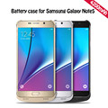 4200mAh Portable External Battery Charger Power Bank Protective Case Cover For Samsung Galaxy Note 5 / S6 Edge+ Plus