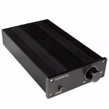 Cheaper TOPPING TP60 TP-60 TA2022 80W x 2 Class T AMP Tripath Hifi Digital Stereo Power Amplifier 2 Analog RCA Inputs High Power