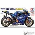 Tamiya 14098 1/12 YZR-M1 OHS 04 N ° 46/No17 Escala Motocicleta Montagem Modelo de Construção Kits