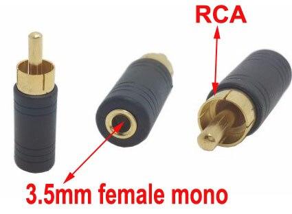 100 pieces RCA Phono Connectors RCA Connectors